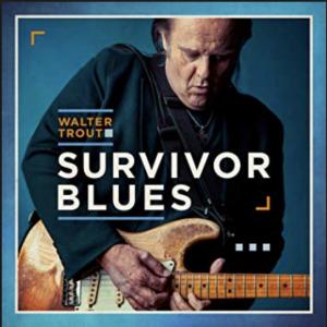 Artwork_WALTER TROUT – SURVIVOR BLUES