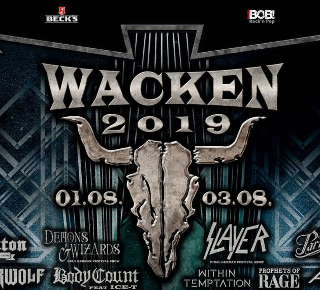 """Das Wacken Open Air gewinnt als """"Best Major Festival"""" bei den European Festival Awards"""
