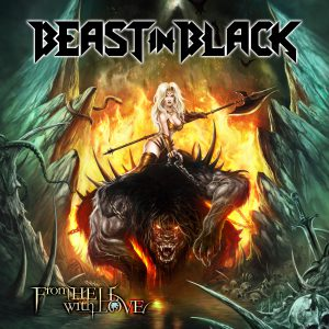 Beast In Black - From Hell With Love - Artwork