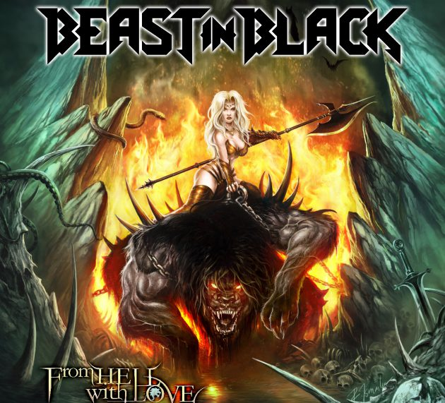 Review: BEAST IN BLACK – FROM HELL WITH LOVE