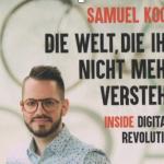"""Rezension und Diskussion zu """"Die Welt, die ihr nicht mehr versteht"""" von Samuel Koch"""