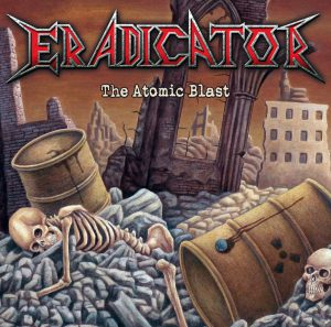 ERADICATOR-The Atomic Blast 2019 - Artwork