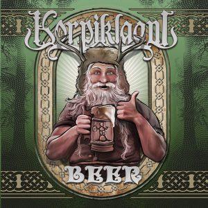 Korpiklaani - Beer Beer - Artwork