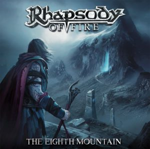 RHAPSODY OF FIRE – THE EIGHTH MOUNTAIN_Cover