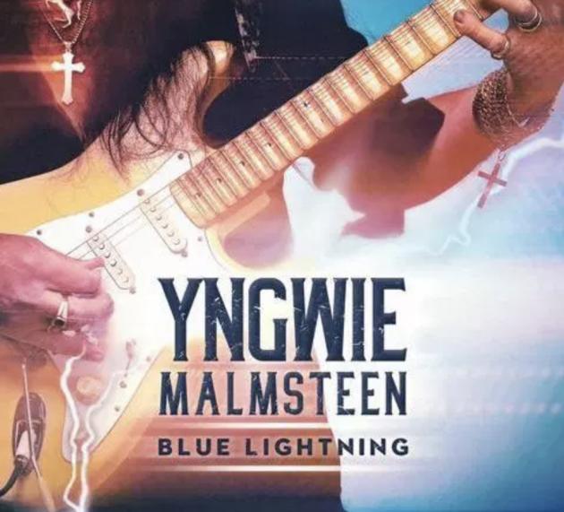"""Der Paganini der E-Gitarre ist zurück – Yngwie Malmsteen veröffentlicht neues (Cover)Album """"Blue Lightning"""" am 29. März!"""