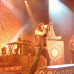 Nachbericht + FOTOSTRECKE: Amorphis, Soilwork, Jinjer, Nailed To Obscurity – Schlachthof Wiesbaden, 13.02.2019