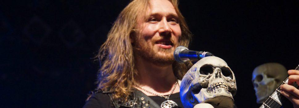 INTERVIEW mit BEAST IN BLACK Gitarrist ANTON KABANEN Teil 2