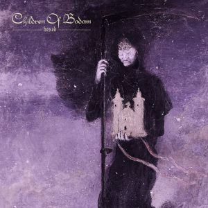 Children Of Bodom - Hexed - Artwork