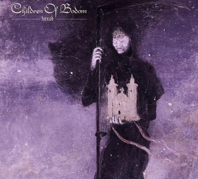 """CHILDREN OF BODOM veröffentlichen ihr zehntes Studioalbum """"Hexed"""" am 8. März 2019 via Nuclear Blast"""
