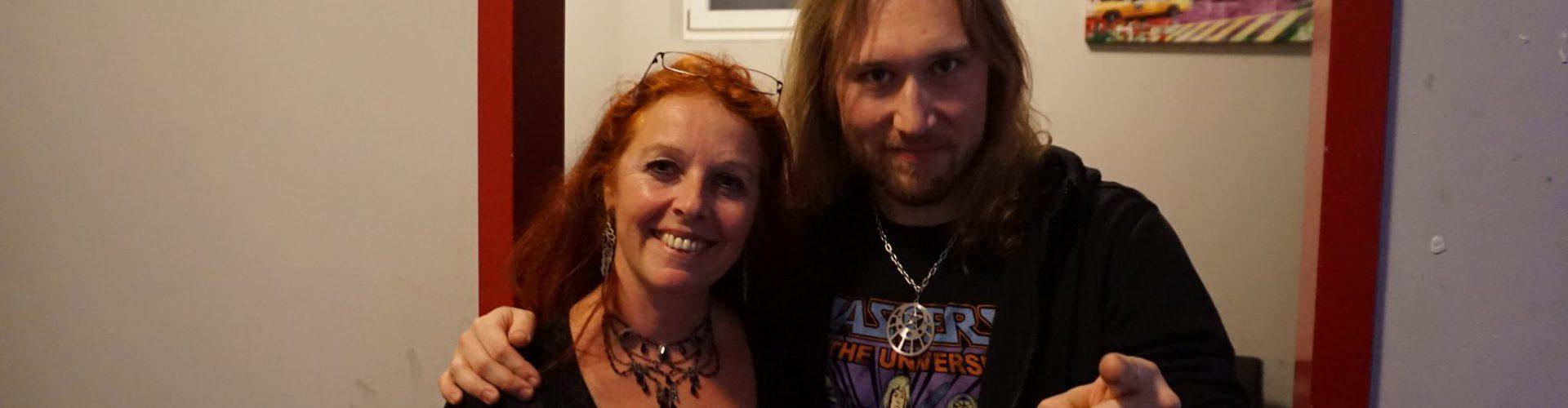 INTERVIEW mit Gitarrist ANTON KABANEN von BEAST IN BLACK Teil 1