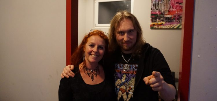 INTERVIEW mit Gitarrist ANTON KABANEN von BEAST IN BLACK Teil 1