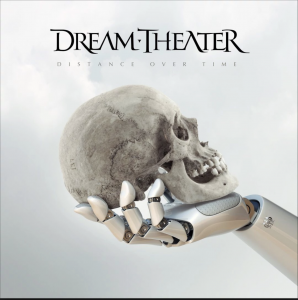 Dream Theater_Distance Over Time