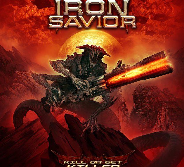 Review: IRON SAVIOR – KILL OR GET KILLED