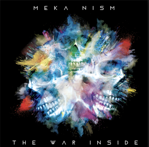 Meka Nism –  The War Inside_Artwork