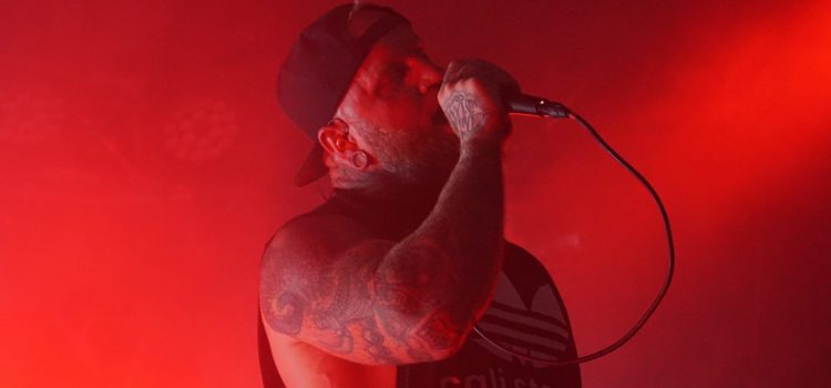 Exklusiv-Interview mit ANY GIVEN DAY Frontman DENNIS DIEHL – dritter Teil