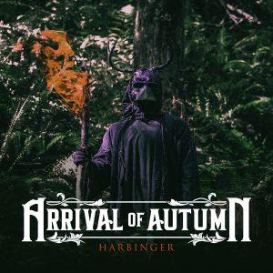 Arrival Of Autumn - Harbinger - Artwork