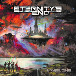 ETERNITY´S END – UNYIELDING_Cover