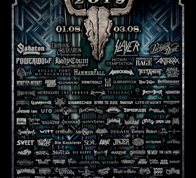 Wacken Open Air bestätigt 26 neue Bands