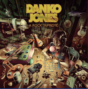 Danko Jones – A Rock Supreme_Cover