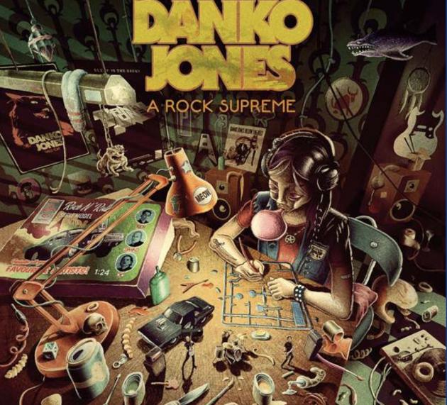 Review: Danko Jones – A Rock Supreme