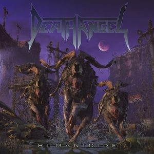 Death Angel - Humanicide - Artwork