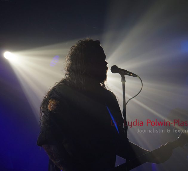 FOTOSTRECKE: Evergrey + Bloodred Hourglass + G.O.D. im Colos-Saal Aschaffenburg