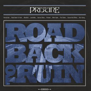 Pristine - Road Back To Ruin - Artwork
