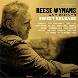 REESE WYNANS and Friends – SWEET RELEASE_Cover