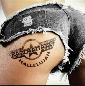 Razzmattazz – Hallelujah_Artwork