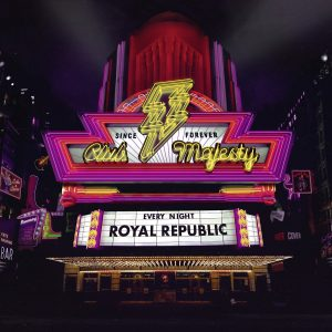 Royal Republic - Club Majesty_Artwork