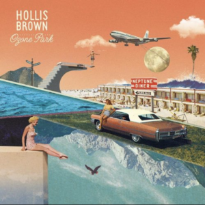 Hollis Brown – Ozone Park_Cover