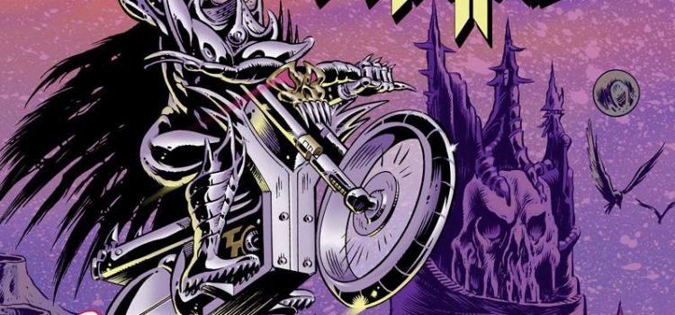 Metal-Review: KRYPTOS – AFTERBURNER