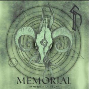 Memorial – Symptoms of Decay_Cover
