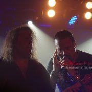 FOTOSTRECKE: SYMPHONY X und Savage Messiah im Colos-Saal/Aschaffenburg 2019