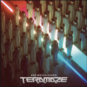 TERAMAZE – WE ARE SOLDIERS_Artwork