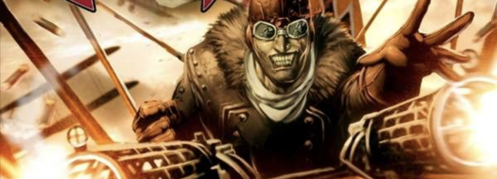 Metal-Review: TERRIBLE HEADACHE – DER ROTE BARON