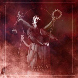 Ciconia – Meraki_Cover