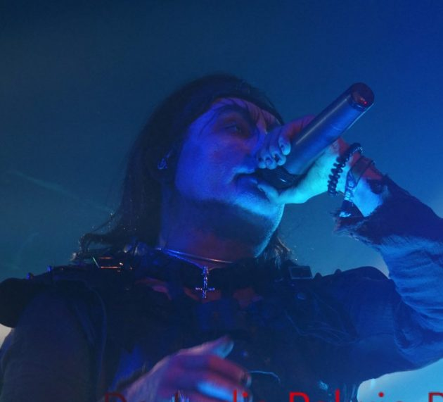 FOTOSTRECKE: CRADLE OF FILTH im Colos-Saal Aschaffenburg