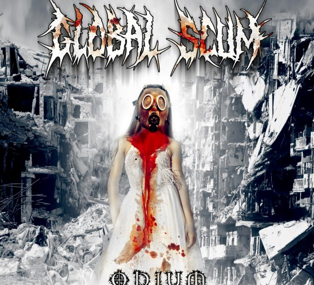 Metal-Review: GLOBAL SCUM – ODIUM