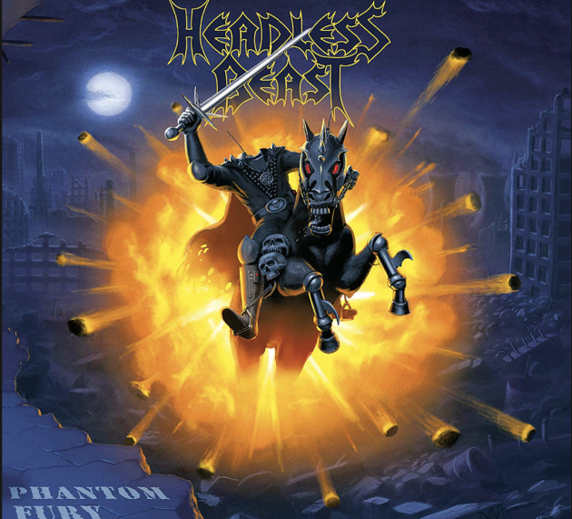 Metal-Review: Headless Beast – PHANTOM FURY