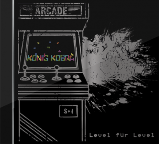 Metal-Review: KÖNIG KOBRA – LEVEL FÜR LEVEL