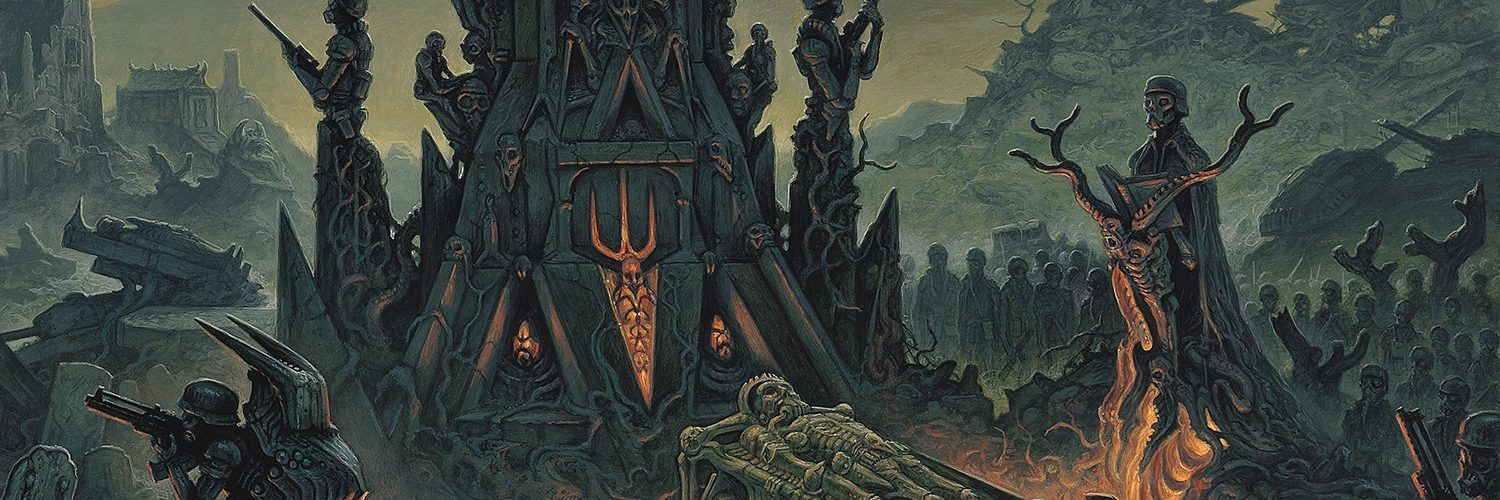 Metal-Review: MEMORIAM – REQUIEM FOR MANKIND