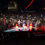 WELTREKORD: Über 1000 Musiker rockten gemeinsam das Stadion + FOTOSTRECKE