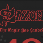 "SAXON werden 40 – Jubiläumsedition ""The Eagle Has Landed 40 (Live)"""