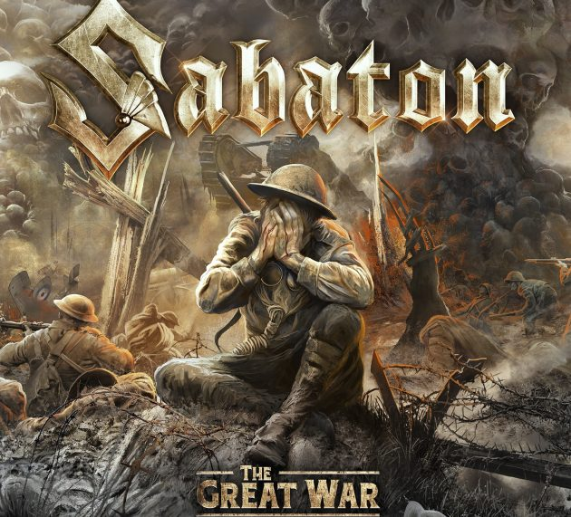 "SABATON – ""The Great War"" am 19. Juli 2019 via Nuclear Blast erschienen"