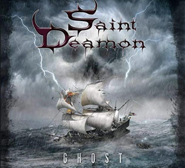 Metal-Review: SAINT DEAMON – GHOST