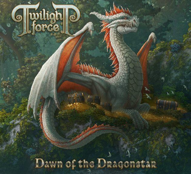 "TWILIGHT FORCE  – ""Dawn Of The Dragonstar"" erscheint am 16. August 2019"