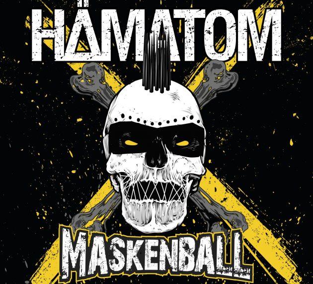 Metal-Review: HÄMATOM – MASKENBALL
