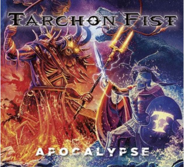 Metal-Review: TARCHON FIST- Apocalypse