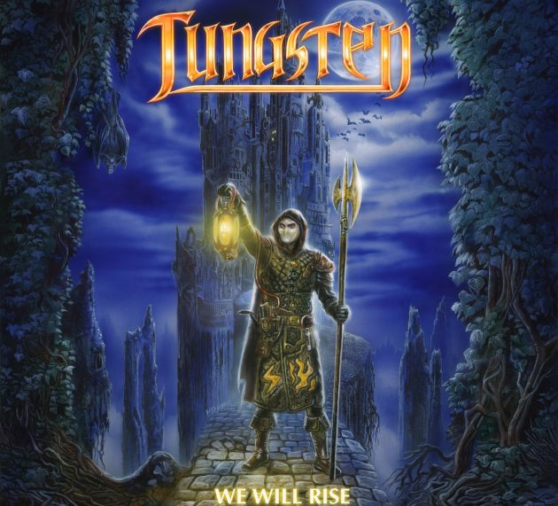 Metal-Review: TUNGSTEN – We Will Rise